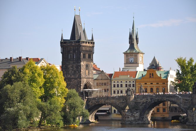 Private tour of Prague by car