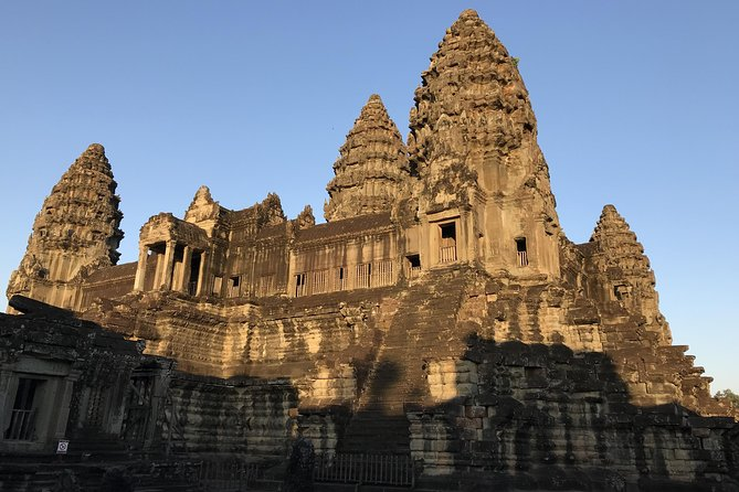 Angkor Wat 2 Days Private Tour