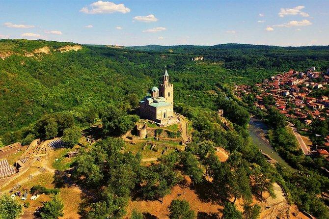 Veliko Tarnovo and Hotnitsa Waterfall Full-day Tour