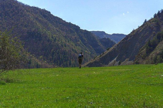 Active Hiking - Hot Sulphur Spring