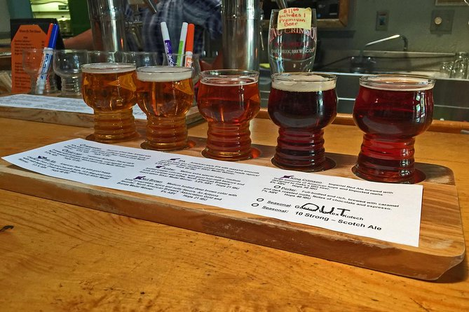 Private, Customized Microbrewery Tour for 2 Adults from Sedona