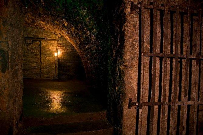 Aventure avec fantômes et torture à Édimbourg