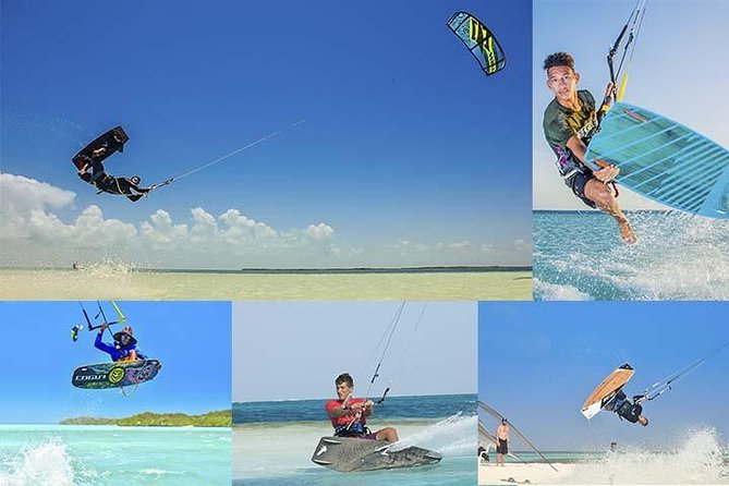 Personal Travel and Kitesurf Photographer Tour Los Roques - Venezuela