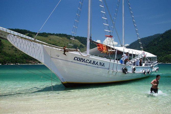 Angra dos Reis Full-Day from Rio de Janeiro with Boat Ride & Lunch