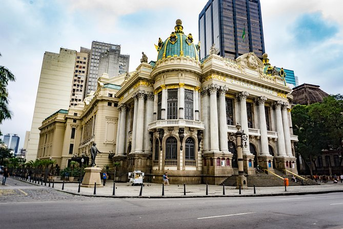 National Theater & National Library Guided Tour, Admission & Transfer