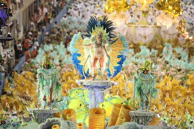 Rio de Janeiro Carnival Parade Special Group School Nights