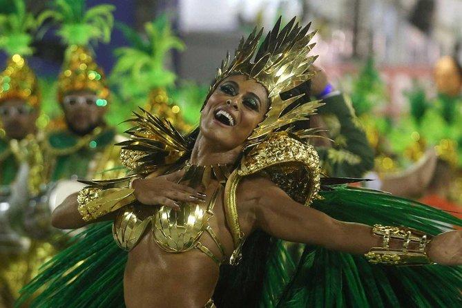 Rio de Janeiro Carnival Champions Parade Tickets & Transfer