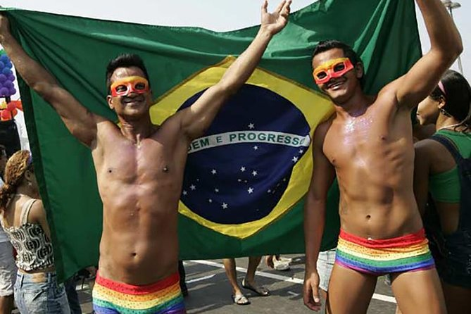 Gay Nightlife: LGBT Friendly Tour in Rio with Transfer Service