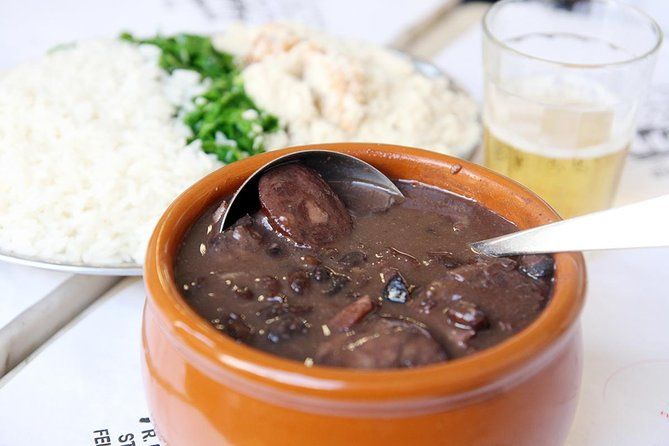 Feijoada Food Tour in Rio de Janeiro with Hotel pick-up and drop-off