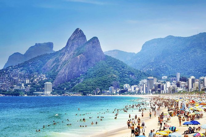 Rio de Janeiro Private Full-Day Tour with Christ the Redeemer