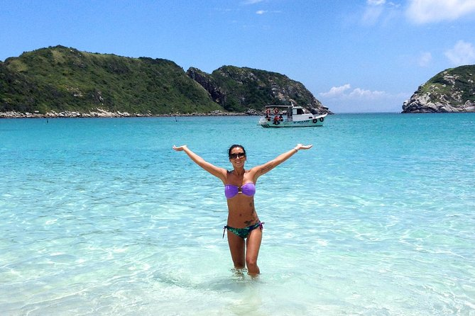 Rio de Janeiro to Buzios Full-Day Trip Including Boat Tour