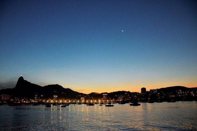 Discover the Best Sunset in Rio de Janeiro with Hotel pickup and drop-off