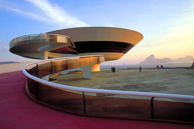 Niterói City Tour & Contemporary Art Museum Admission with Transfer