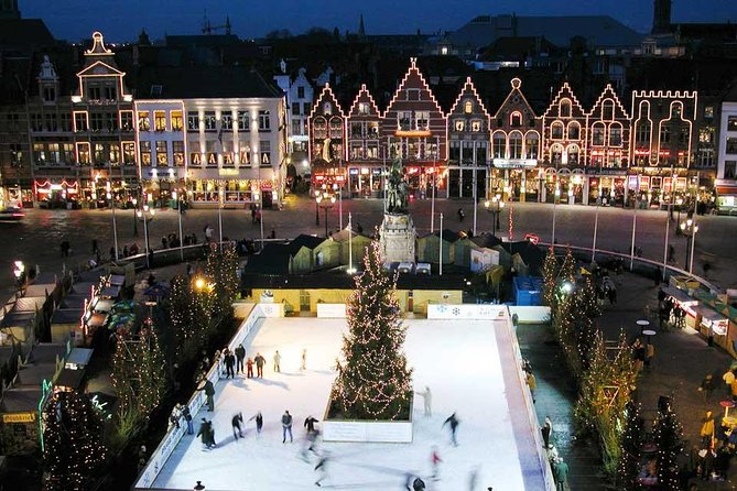 Christmas Markets In Germany 2019.Holland Germany And Belgium 3 Day Christmas Markets