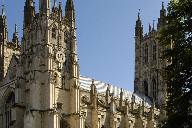 Canterbury and Dover Tour from London