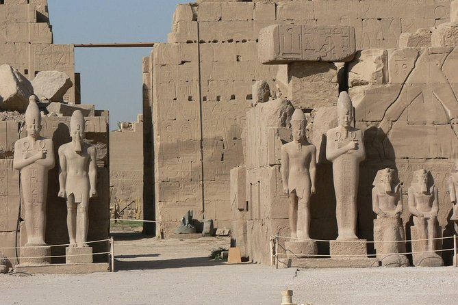 Cairo and Luxor 2 days tour from Hurghada By Flight