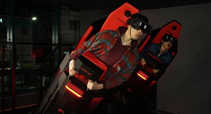 Sinchon VRIGHT VR Experience