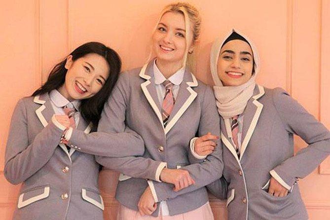 NUGUNA School Uniform Rental Hongdae