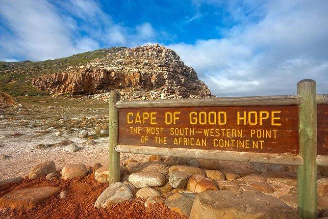 Kap der Guten Hoffnung Ganztagestour