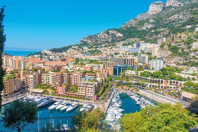 French Riviera Excursion with U Tour Service