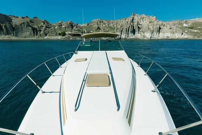 Santorini Private Yacht Sunset Cruise