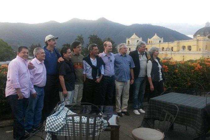 Antigua Guatemala Walking Group Tour