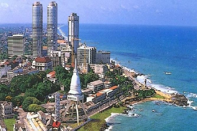 Shore excursion Colombo port passenger Jetty Kelaniya temple & Colombo Highlights