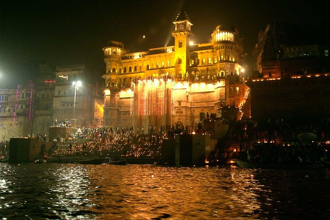 Private Tour: Varanasi (Holy City) Full-Day Tour