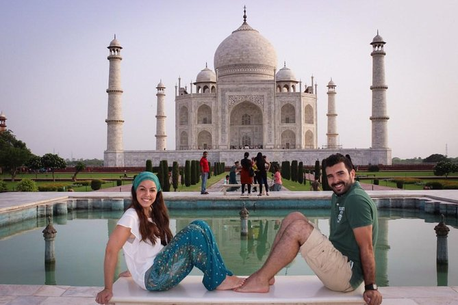 Private Tour: Full-Day Taj Mahal Sunrise from Agra