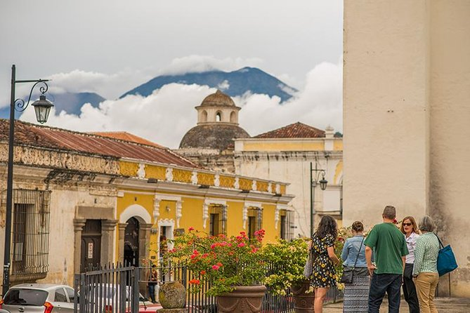 Cultural Walking City Tour of Antigua Guatemala