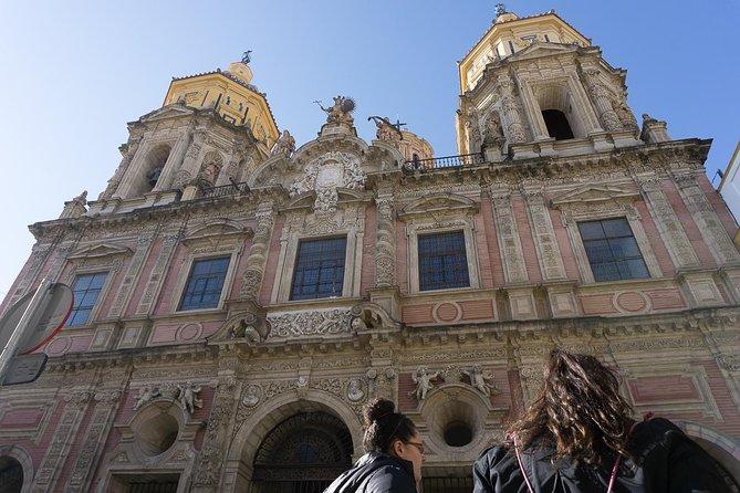 Small Group Seville's City Centre Hidden Gems Walking Tour & Local Tasting