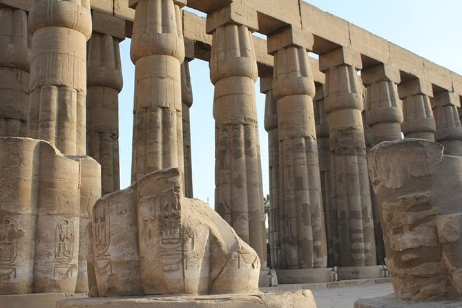 Luxor Day Trip with Transportation and Egyptologist Guide