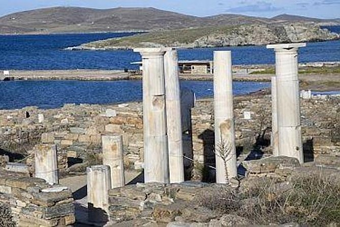Excusion à l'ancienne Delos et cours de cuisine à Mykonos