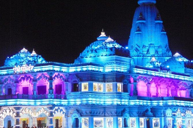 Private Tour 6N-7D Spiritual tour Delhi-Mathura-Agra-allahabad And varanasi