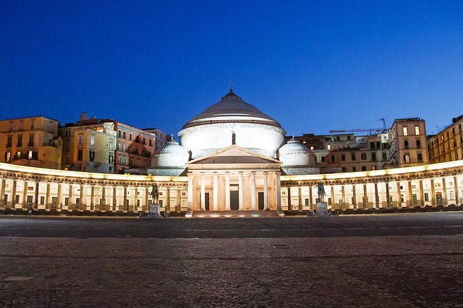 TRANSFER FROM ROME TO NAPLES or NAPLES TO ROME (1-8PAX)