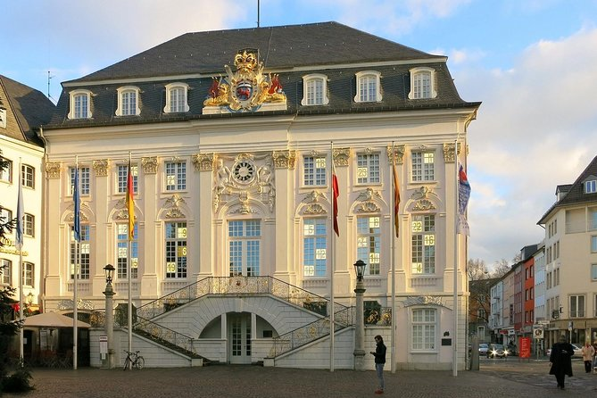 Discover Beethoven's birthplace: Bonn Private Walking Tour