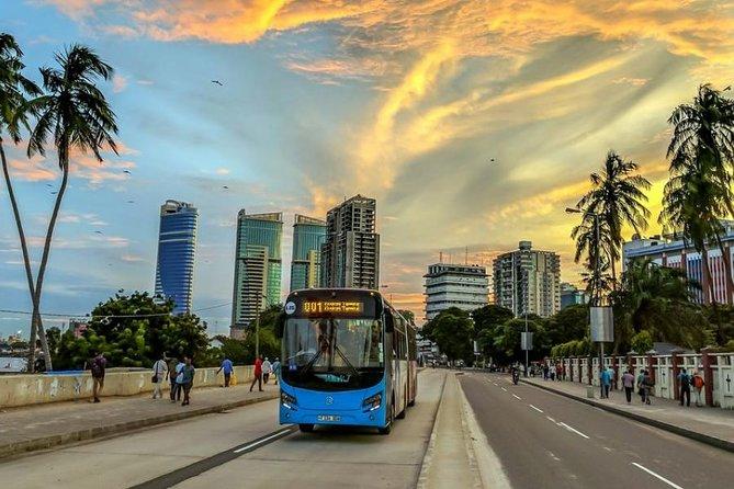 Shore Excursion - Dar Es Salaam City Tour