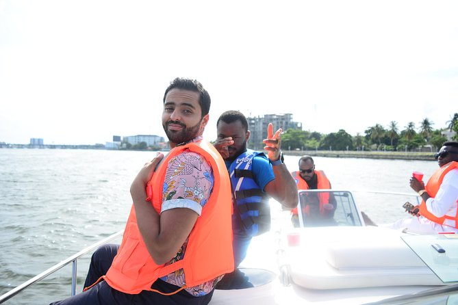 Hourly Private Sports Cruiser Boat in Lagos