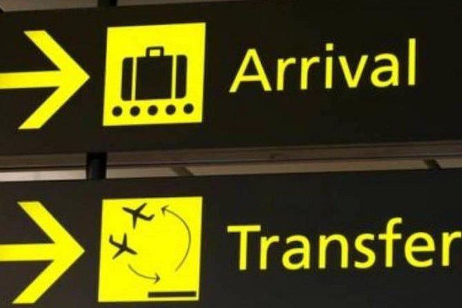 Delhi International Airport to hotel private transfer