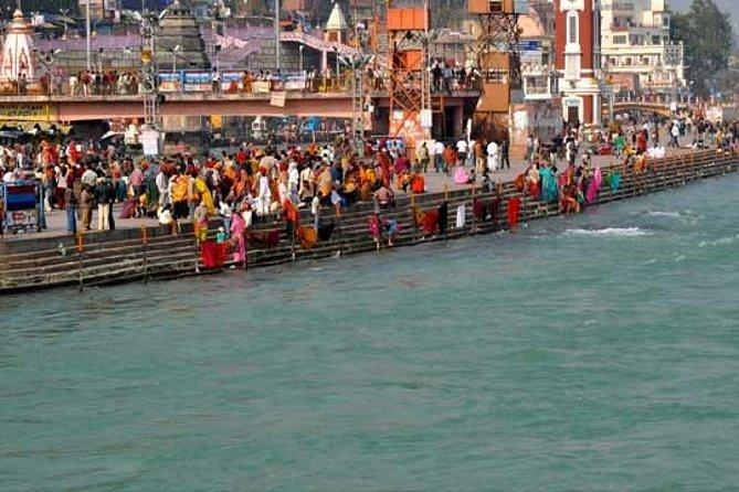 Private Haridwar trip from New Delhi