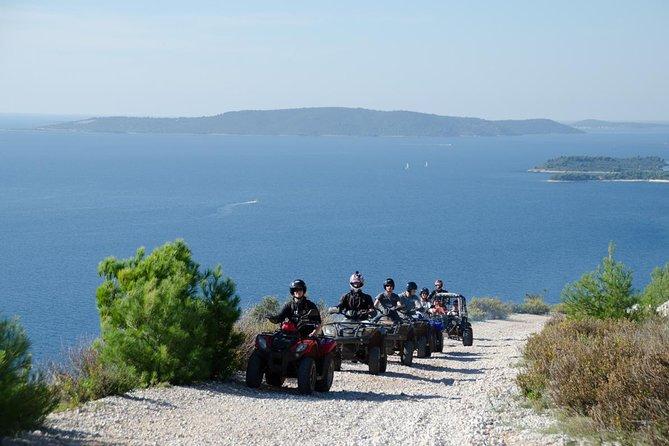 Quad Adventures Tour auf der Insel von Split und Trogir