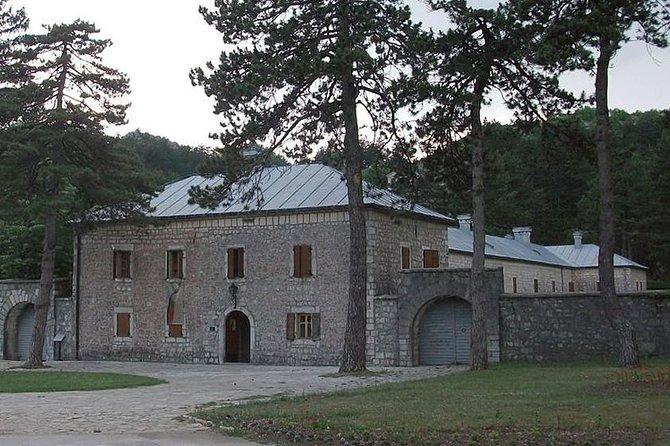 Kotor - Lovcen - Cetinje - Budva