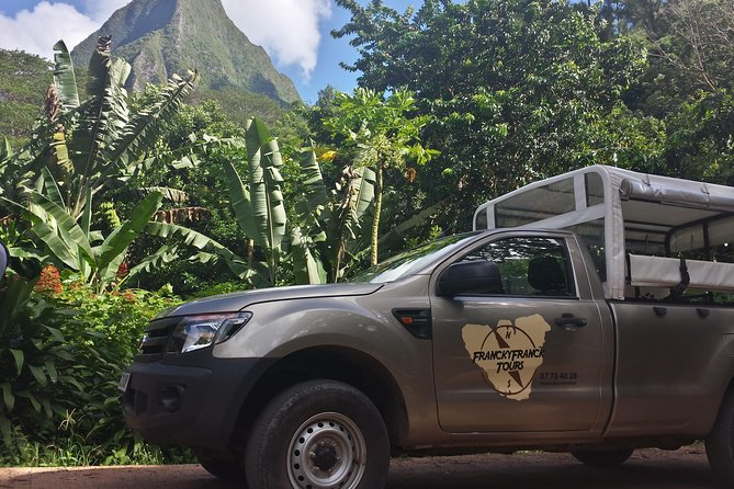 Moorea 4x4 Safari Tour