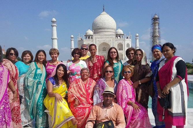 Private Tour to Agra - Taj Mahal & Agra Fort With entrance and Lunch