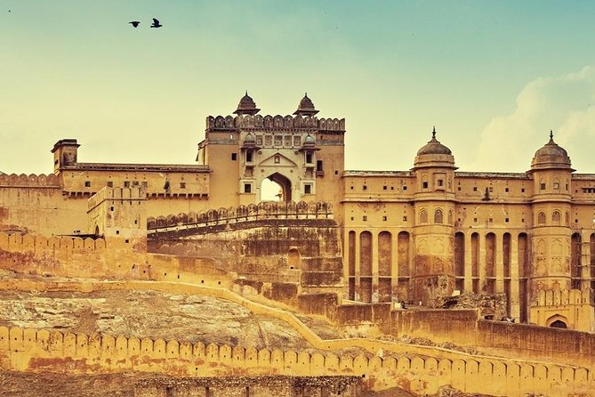 4-Days Golden Triangle Trip to Agra and Jaipur from Delhi