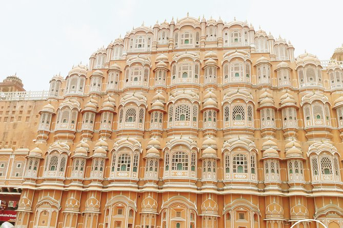 Full Day Jaipur Tour with Guide and Transport