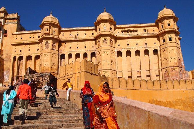 3-Days Golden Triangle Tour from Delhi