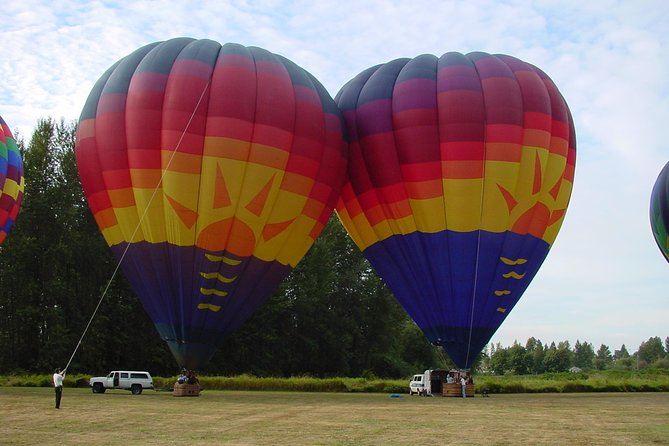 Snohomish Valley Sunset Hot Air Balloon Ride