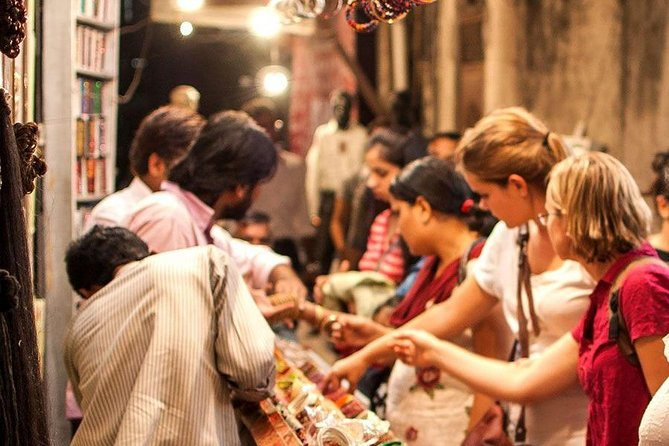 Guided Shopping Tour of Old Delhi & New Delhi