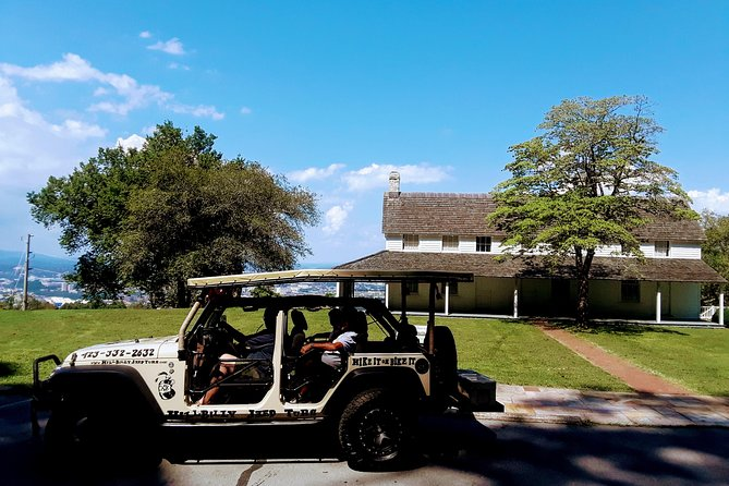 Hillbilly Jeep Tours from Chattanooga